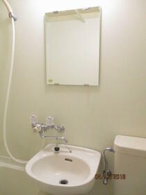 スカイコート淵野辺第3 303号室の洗面所