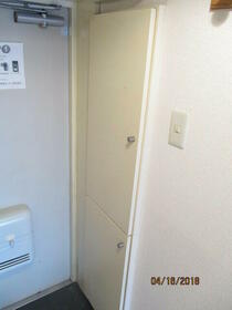 スカイコート淵野辺第3 303号室の収納