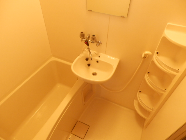 ヴィラ・パンテオン 104号室の風呂