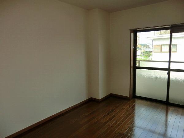 ハイム大樹 205号室のベッドルーム