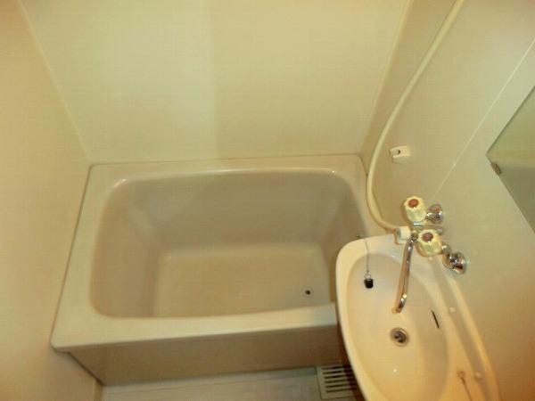 ハイム大樹 205号室の風呂
