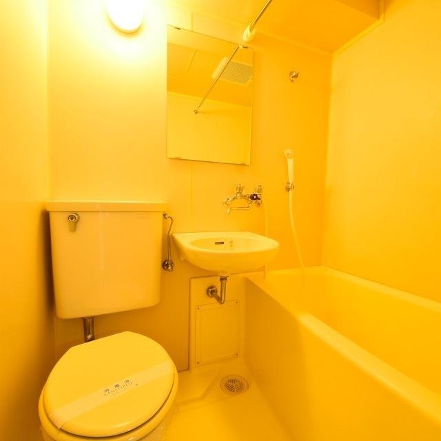 コア伝通院アネックス 0601号室のトイレ