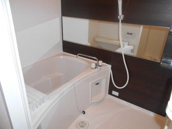 キャッスルビューきざし 102号室の風呂