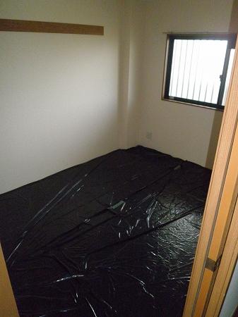 クリスタルウッズ 201号室のベッドルーム