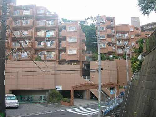 ライオンズマンション金沢八景第10(B館)外観写真