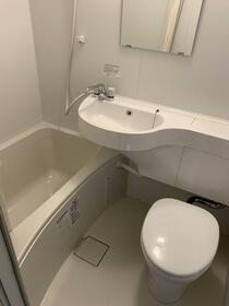 サンライズ福清ビル 303号室の風呂