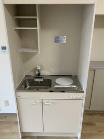 サンライズ福清ビル 303号室のキッチン