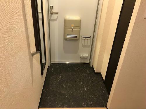 クレイノシャイン ボヌール 102号室のリビング