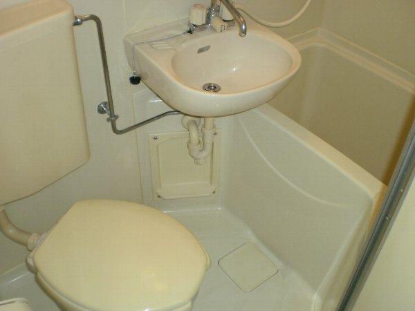 ジョイフル浦安 302号室の風呂