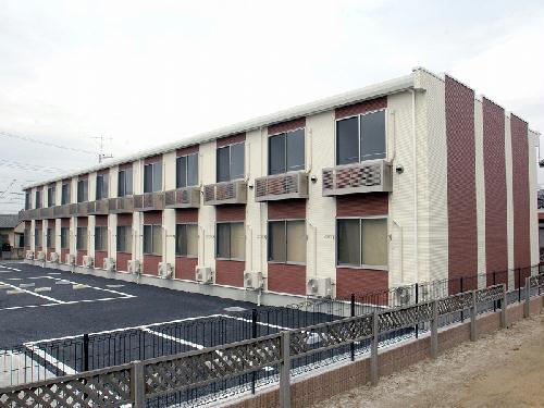 レオネクストミレーユ 109号室の外観