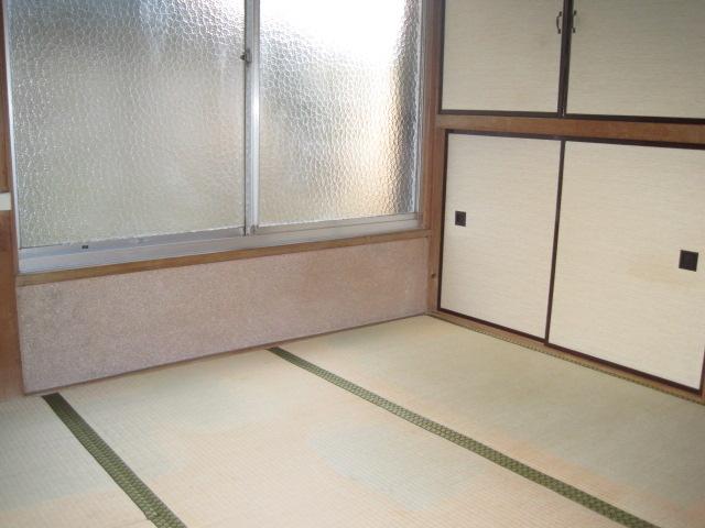 宮崎荘 7号室のリビング