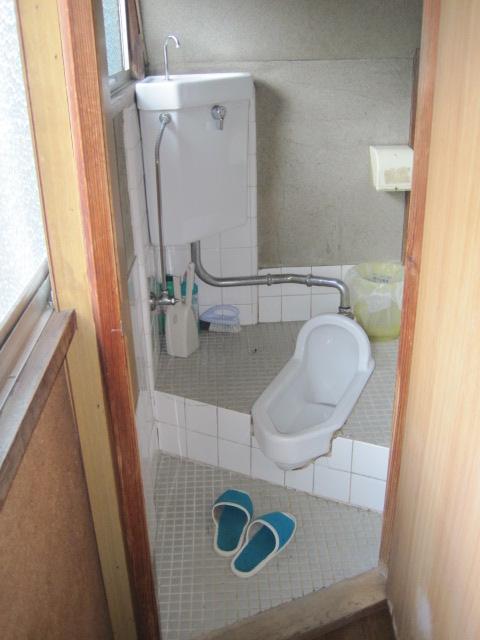 宮崎荘 7号室のトイレ