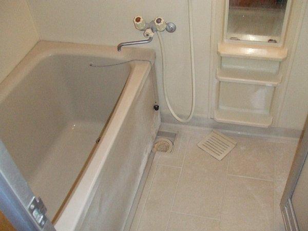 日吉Aー2 103号室の風呂