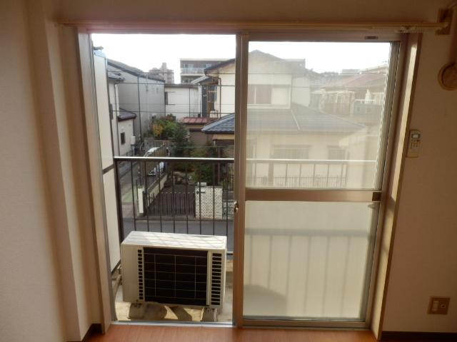グリーンヒル上田 00205号室の景色
