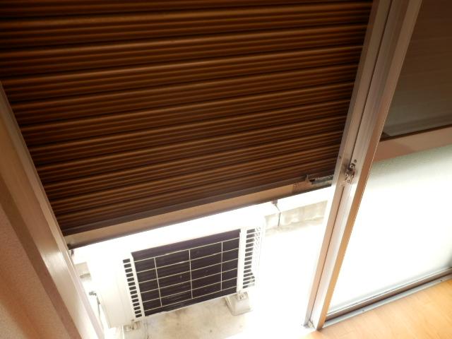 グリーンヒル上田 00205号室のセキュリティ