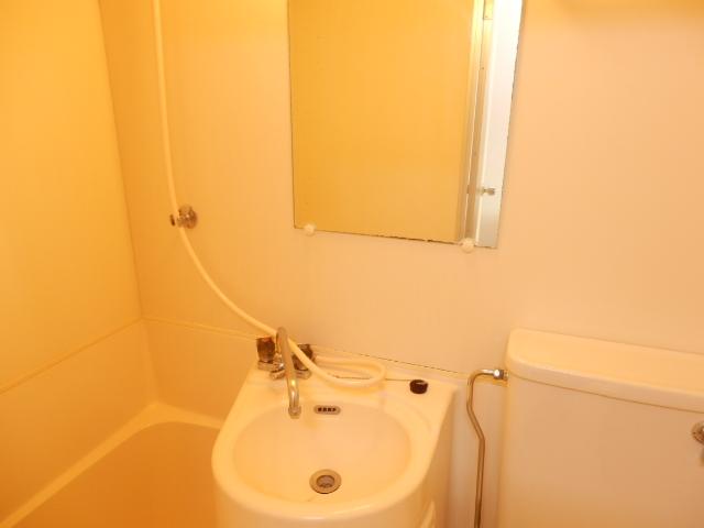 グリーンヒル上田 00205号室の洗面所
