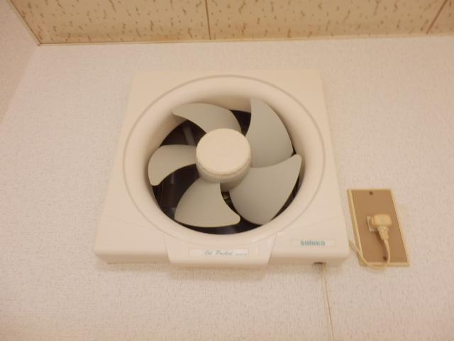 グリーンヒル上田 00205号室の設備