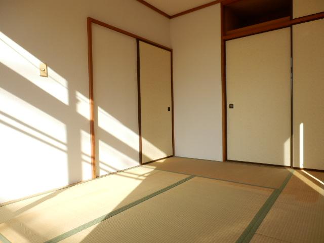 シティハイム沢田 00202号室の居室
