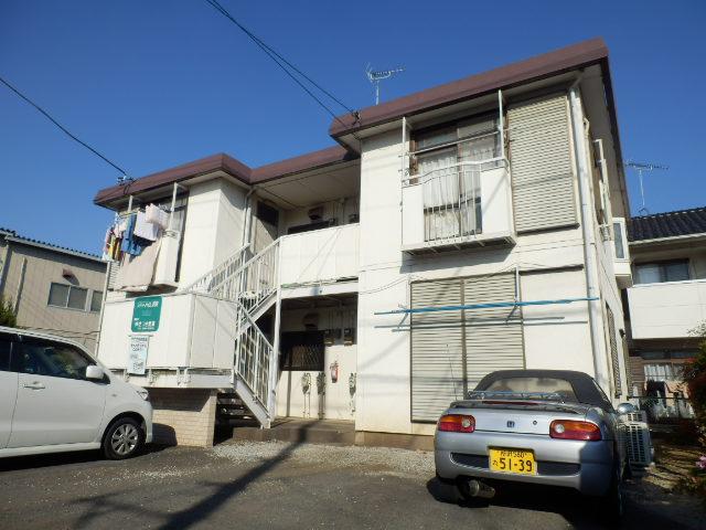 シティハイム沢田 00202号室の外観