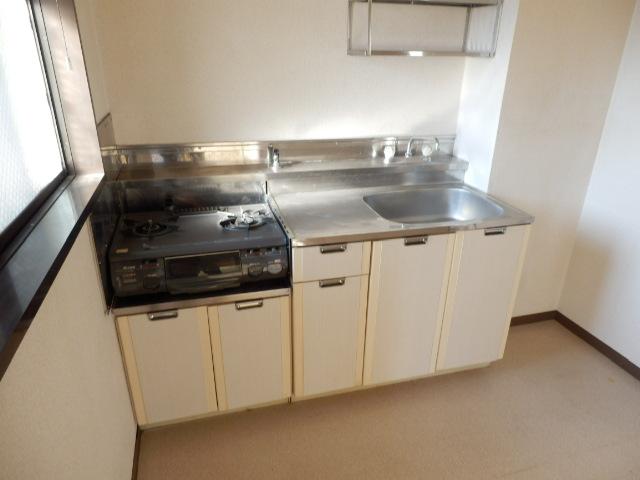 シティハイム沢田 00202号室のキッチン