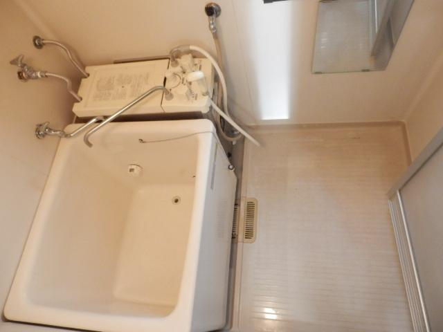 シティハイム沢田 00202号室の風呂