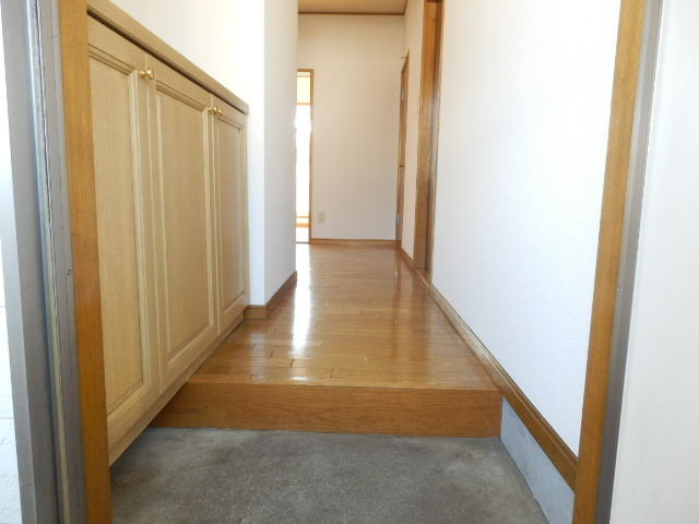 シティハイム沢田 00202号室の玄関