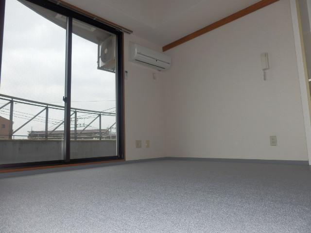 アムハード所沢 00405号室のベッドルーム