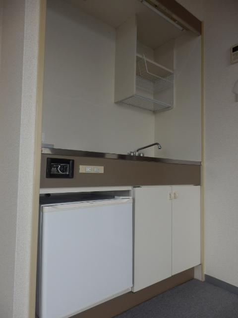 アムハード所沢 00405号室のキッチン