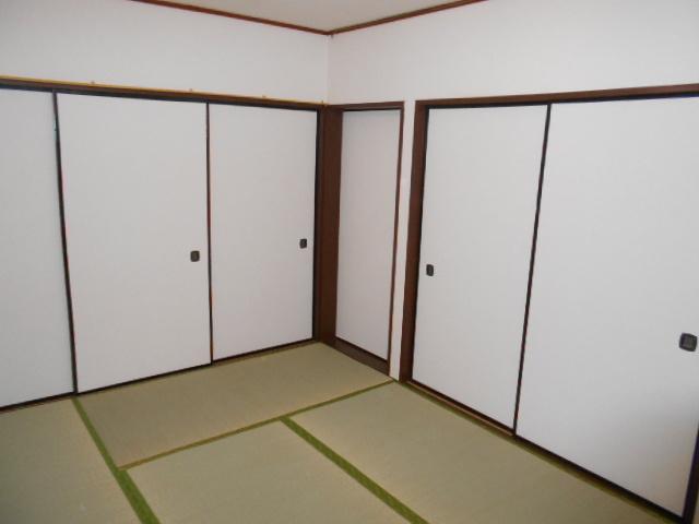 永倉荘 201号室のリビング