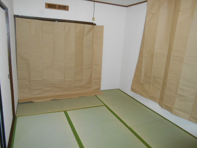 永倉荘 201号室の収納