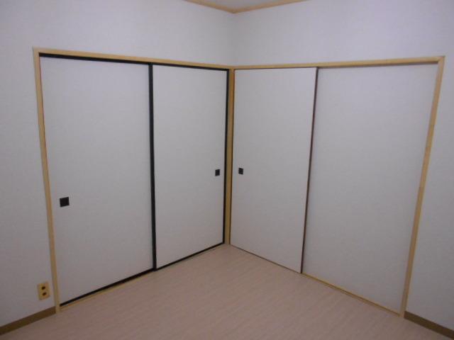 永倉荘 201号室の居室