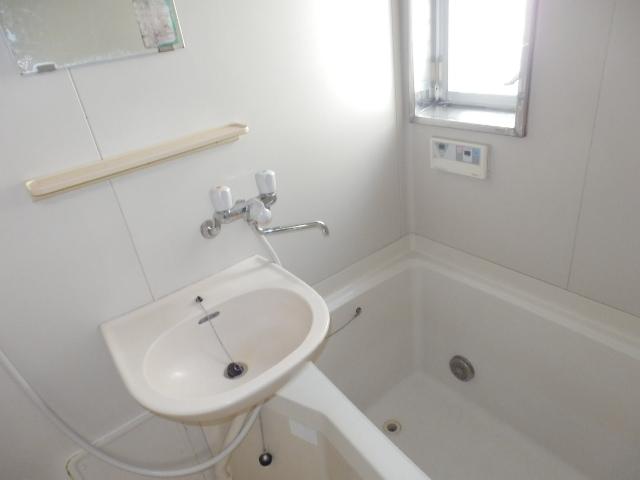 石建コーポ第2 00203号室の風呂