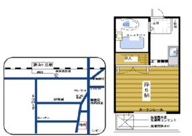 コーポサカエ1 202号室のその他