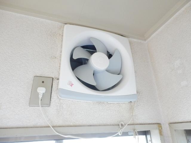 石井荘 00201号室のキッチン