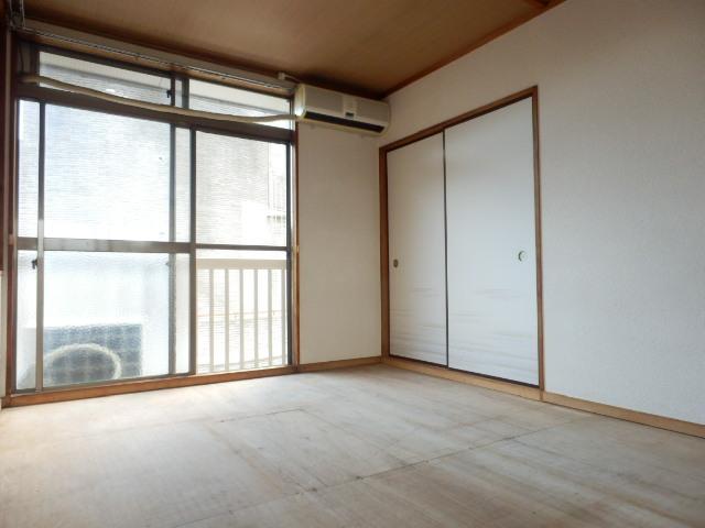 石井荘 00201号室のリビング