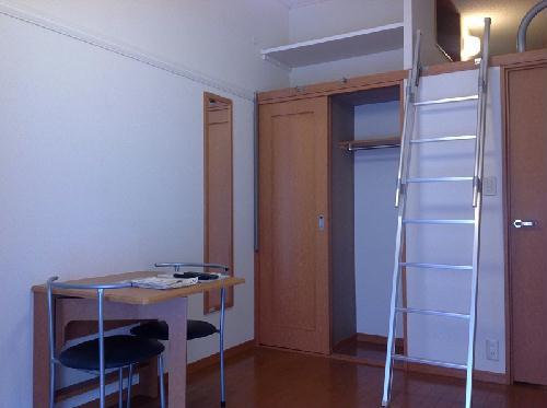レオパレスIT 303号室の設備