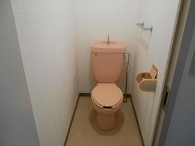 プレジデントミタマ 205号室のトイレ