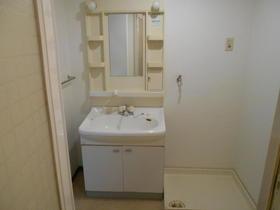 プレジデントミタマ 205号室の洗面所