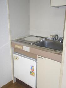 セントヒルズ一橋学園 206号室のキッチン