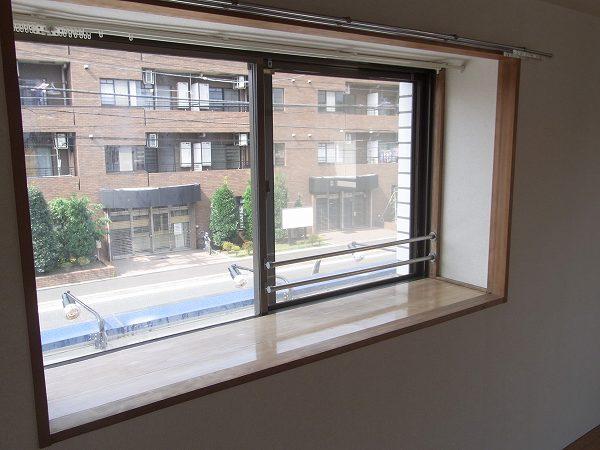 ラリーマンション 502号室の景色