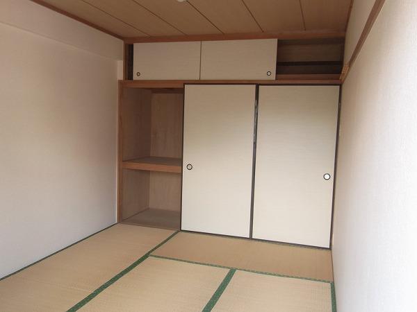 ラリーマンション 502号室の収納