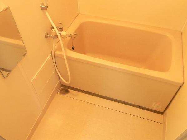 ラリーマンション 502号室の風呂