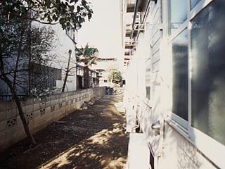 レオパレスIZUMI第2 204号室の庭