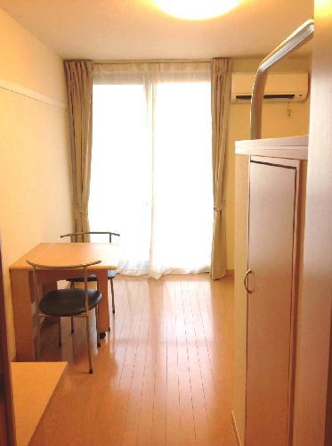 レオパレスレインボーステイツ 207号室のキッチン