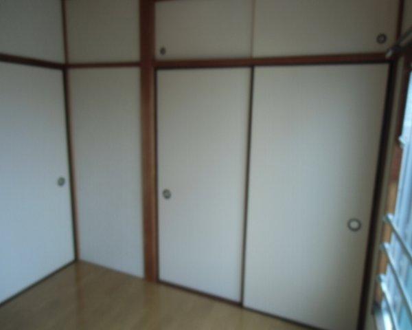 第2金泉ビル 301号室の収納