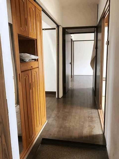 公社久米川駅東住宅23号棟 302号室の景色
