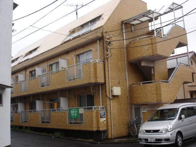 レヂオンス田村 102号室の外観