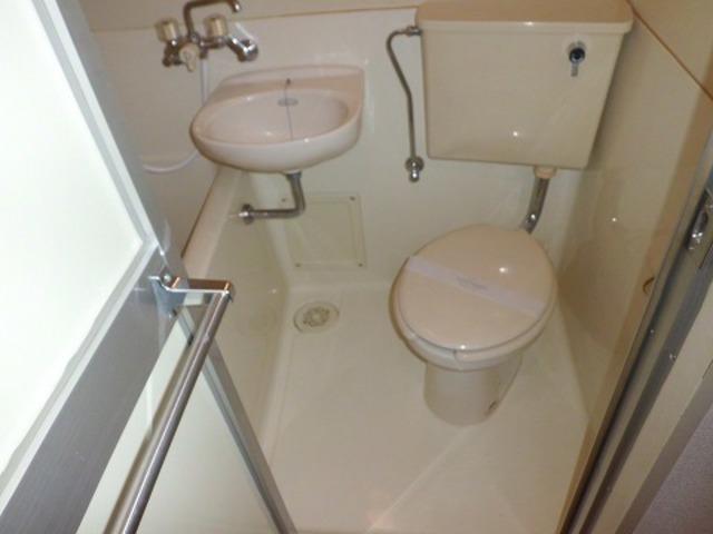レヂオンス田村 102号室の風呂
