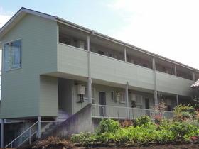 武蔵ケ丘コーポの外観