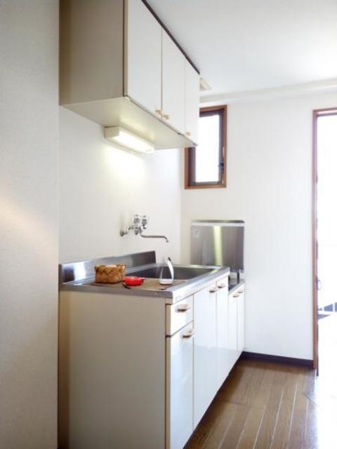 フォレスト保谷 303号室のキッチン